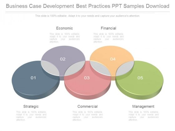 Business Case Development Best Practices Ppt Samples Download