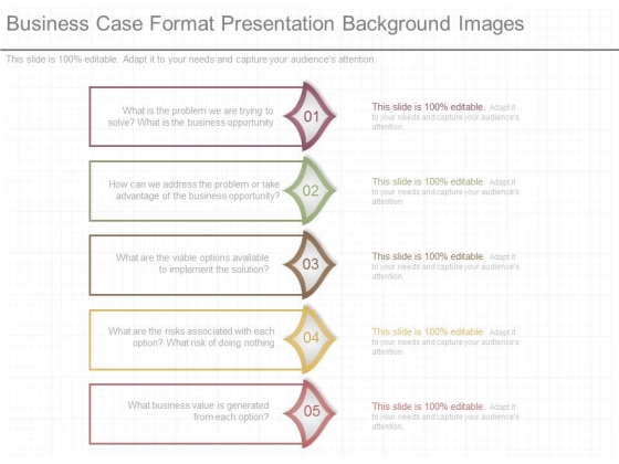 Business case format presentation background images powerpoint business case format presentation background images powerpoint templates accmission Gallery