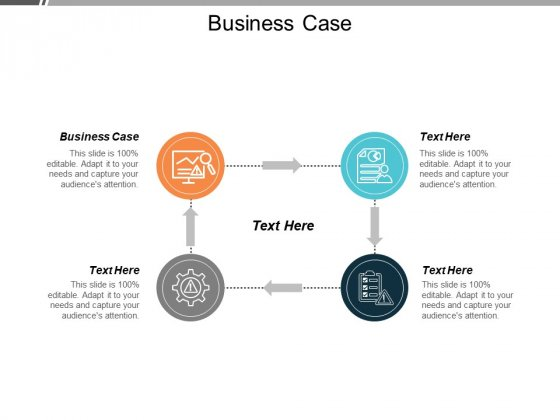 Business Case Ppt PowerPoint Presentation File Themes Cpb