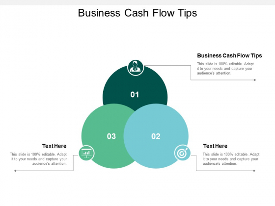 Business Cash Flow Tips Ppt PowerPoint Presentation Layouts Layout Cpb
