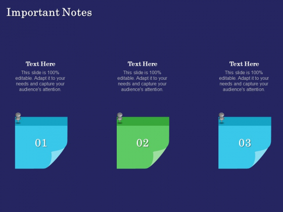 Business Coaching Important Notes Ppt PowerPoint Presentation Infographics Maker PDF
