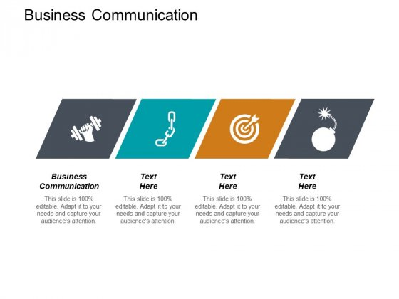 Business Communication Ppt PowerPoint Presentation Layouts Clipart Images Cpb