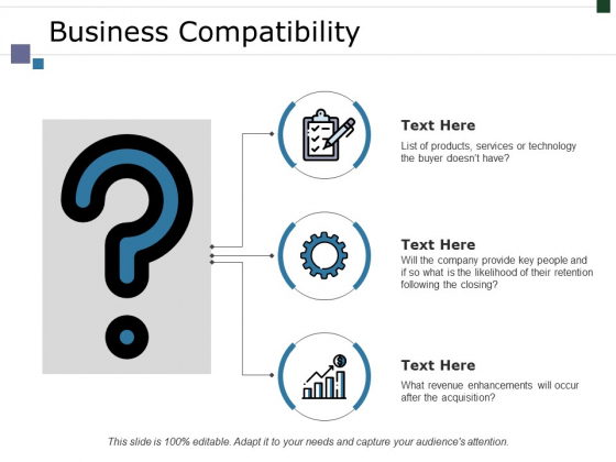 Business Compatibility Ppt PowerPoint Presentation Infographics Inspiration