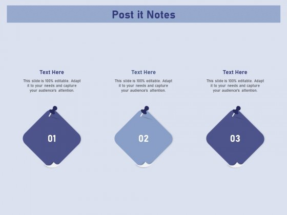 Business Contingency Planning Post It Notes Ppt PowerPoint Presentation Infographic Template Example PDF