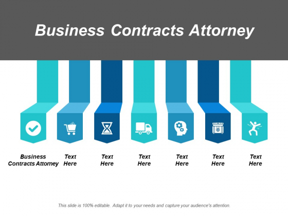 Business Contracts Attorney Ppt PowerPoint Presentation Model Styles Cpb