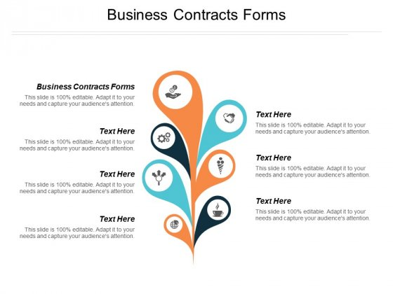 Business Contracts Forms Ppt PowerPoint Presentation Infographics Microsoft Cpb