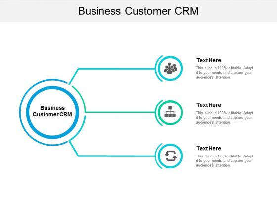 Business Customer CRM Ppt PowerPoint Presentation Inspiration Smartart Cpb
