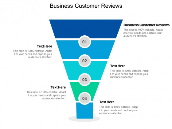 Business Customer Reviews Ppt PowerPoint Presentation Summary Elements Cpb