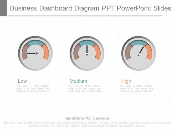 Business Dashboard Diagram Ppt Powerpoint Slides