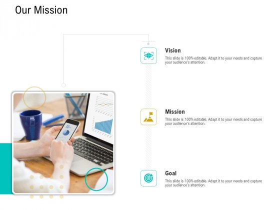 Business Data Analysis Our Mission Inspiration PDF