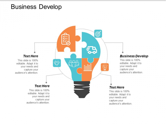 Business Develop Ppt PowerPoint Presentation Pictures Example File Cpb