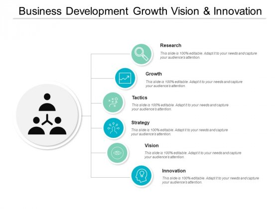 Business Development Growth Vision And Innovation Ppt PowerPoint Presentation Inspiration Design Inspiration