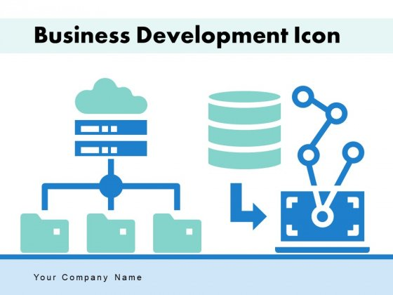 Business Development Icon Marketing Management Ppt PowerPoint Presentation Complete Deck