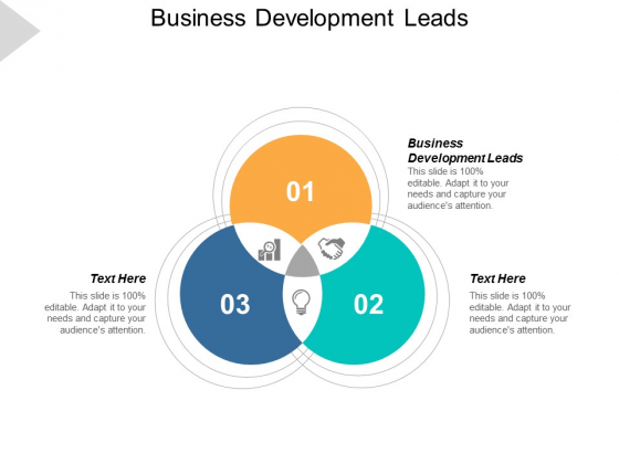 Business Development Leads Ppt PowerPoint Presentation Ideas Master Slide Cpb