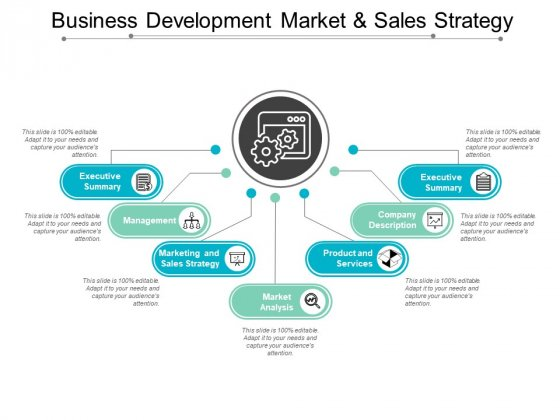 Business Development Market And Sales Strategy Ppt PowerPoint Presentation Infographic Template Guide