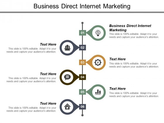 Business Direct Internet Marketing Ppt PowerPoint Presentation Portfolio Ideas