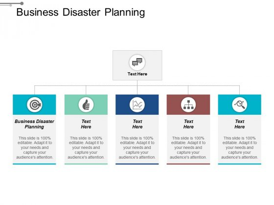 Business Disaster Planning Ppt PowerPoint Presentation Layouts Templates