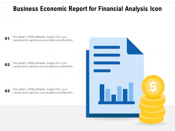 Business_Economic_Report_For_Financial_Analysis_Icon_Ppt_PowerPoint_Presentation_Gallery_Slide_Portrait_PDF_Slide_1