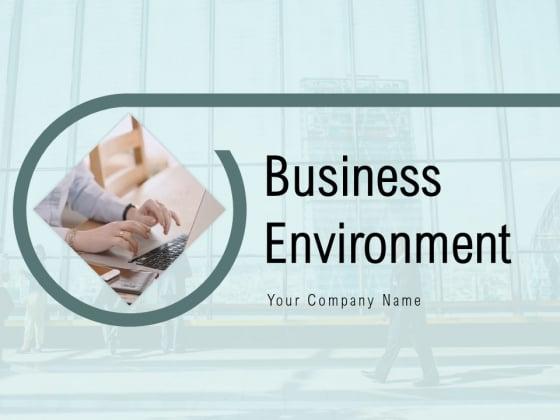 Business Environment Technology Market Ppt PowerPoint Presentation Complete Deck