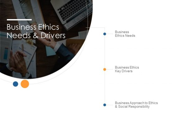 Business Ethics Needs And Drivers Ppt PowerPoint Presentation Portfolio Example Topics