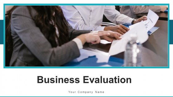 Business Evaluation Management Cost Ppt PowerPoint Presentation Complete Deck With Slides