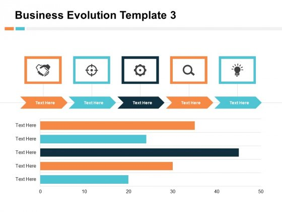 Business Evolution Financial Marketing Ppt PowerPoint Presentation Show Graphics