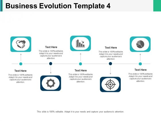 Business Evolution Ppt PowerPoint Presentation Professional Design Templates