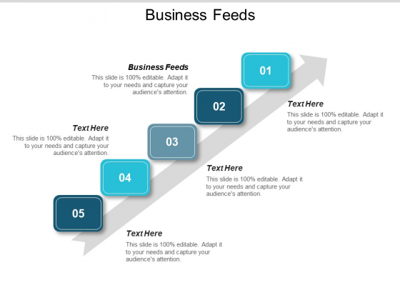 Business Feeds Ppt PowerPoint Presentation Gallery Ideas