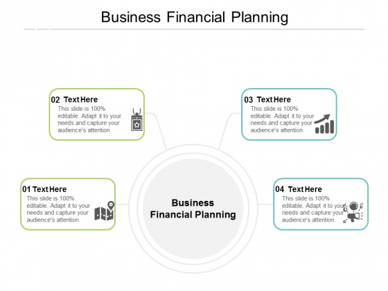 Business Financial Planning Ppt PowerPoint Presentation Pictures Introduction Cpb