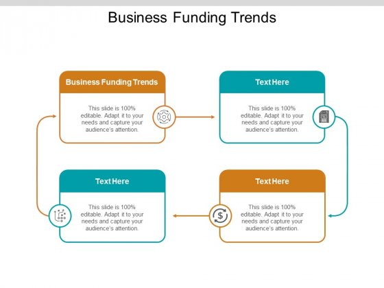 Business Funding Trends Ppt PowerPoint Presentation Layouts Elements Cpb