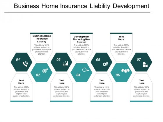 Business Home Insurance Liability Development Marketing New Product Ppt PowerPoint Presentation Slides Layouts