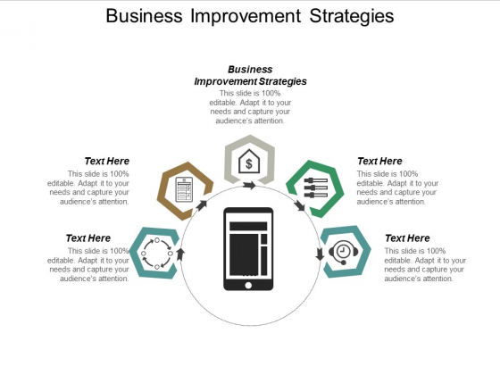 Business Improvement Strategies Ppt PowerPoint Presentation Layouts Slides Cpb