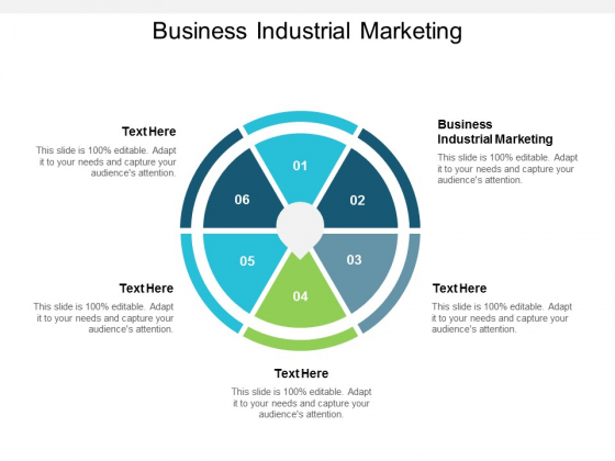 Business Industrial Marketing Ppt PowerPoint Presentation Infographics Example Cpb