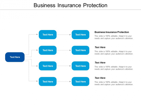 Business Insurance Protection Ppt PowerPoint Presentation Gallery Outfit Cpb