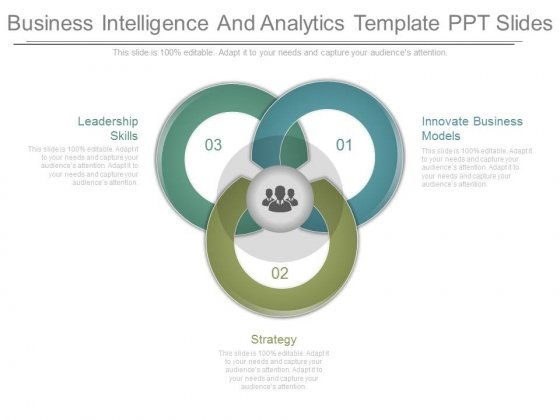 Business Intelligence And Analytics Template Ppt Slides