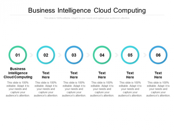 business intelligence cloud computing ppt powerpoint presentation infographic template example file cpb