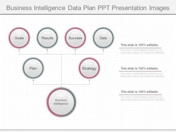 Business Intelligence Data Plan Ppt Presentation Images