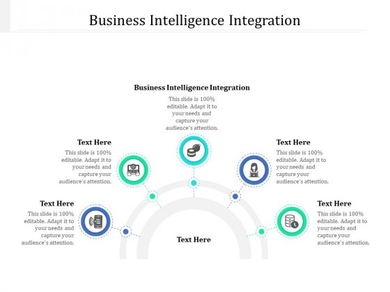 Business Intelligence Integration Ppt PowerPoint Presentation Infographic Template Background Image Cpb Pdf