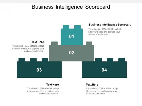 Business Intelligence Scorecard Ppt PowerPoint Presentation Pictures Diagrams Cpb