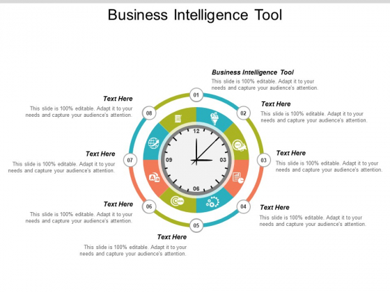 Business Intelligence Tool Ppt PowerPoint Presentation Outline Gridlines Cpb
