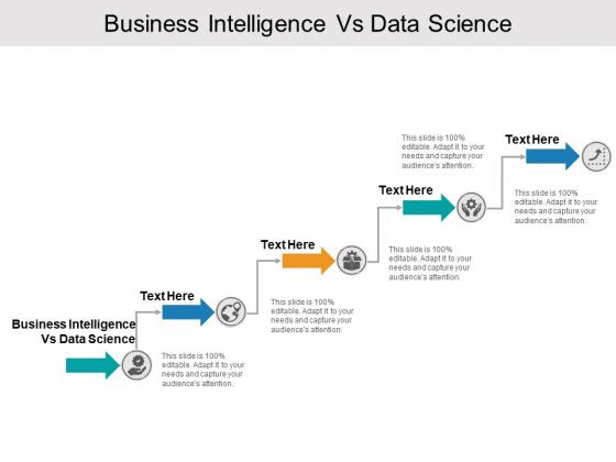 Business Intelligence Vs Data Science Ppt PowerPoint Presentation Model Format Ideas Cpb Pdf