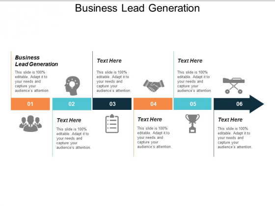 Business Lead Generation Ppt Powerpoint Presentation Show Images Cpb