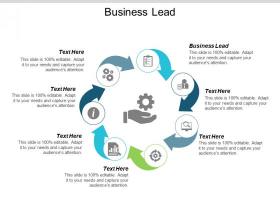 Business Lead Ppt PowerPoint Presentation Model Background Images Cpb