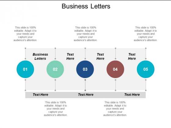 Business Letters Ppt PowerPoint Presentation Styles Layout Ideas
