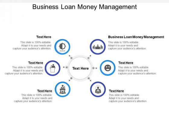 Business Loan Money Management Ppt PowerPoint Presentation Inspiration Vector Cpb Pdf