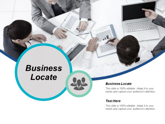 Business Locate Ppt PowerPoint Presentation Styles Microsoft Cpb