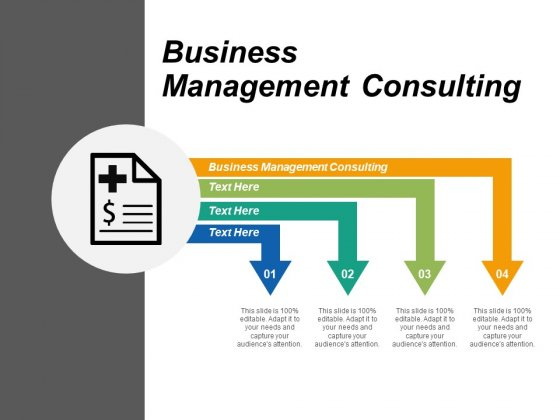 Business Management Consulting Ppt Powerpoint Presentation Summary