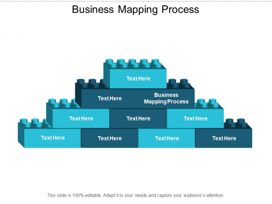 Business Mapping Process Ppt PowerPoint Presentation Summary Design Templates Cpb
