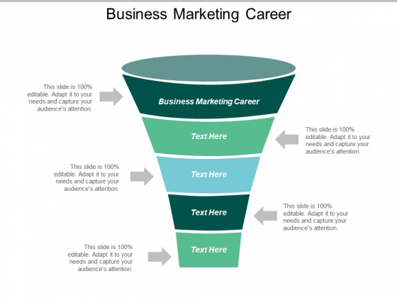 Business Marketing Career Ppt PowerPoint Presentation Layouts Design Inspiration Cpb