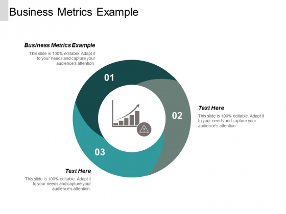 Business Metrics Example Ppt PowerPoint Presentation Icon Infographic Template Cpb